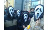 Protestele SLPR continua